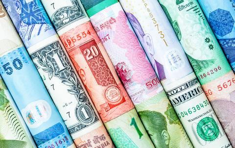 جزییات نرخ رسمی انواع ارز