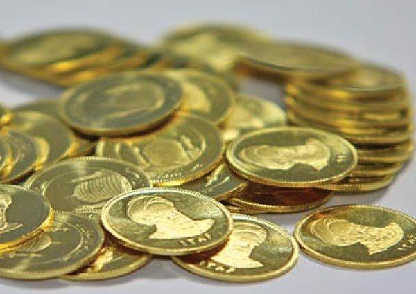 افزایش بهای برخی مسکوکات طلا در بازار