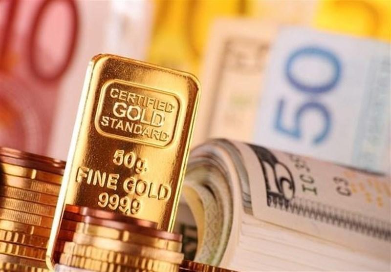 آخرین وضعیت قیمت طلا، قیمت دلار، قیمت سکه و قیمت ارز