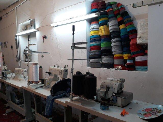 ایجاد کسب و کارتولید پوشاک بدون تسهیلات