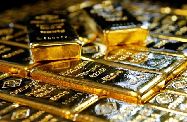 طلا از حرکت ایستاد