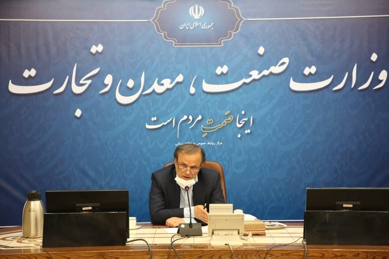 """مهر تایید وزیر صمت بر سند """"توسعه صنعت گوهرسنگ ها"""" ایمیدرو"""
