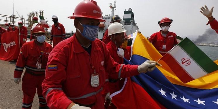 امضای قرارداد بزرگ نفتی ایران و ونزوئلا علیرغم تحریمهای آمریکا